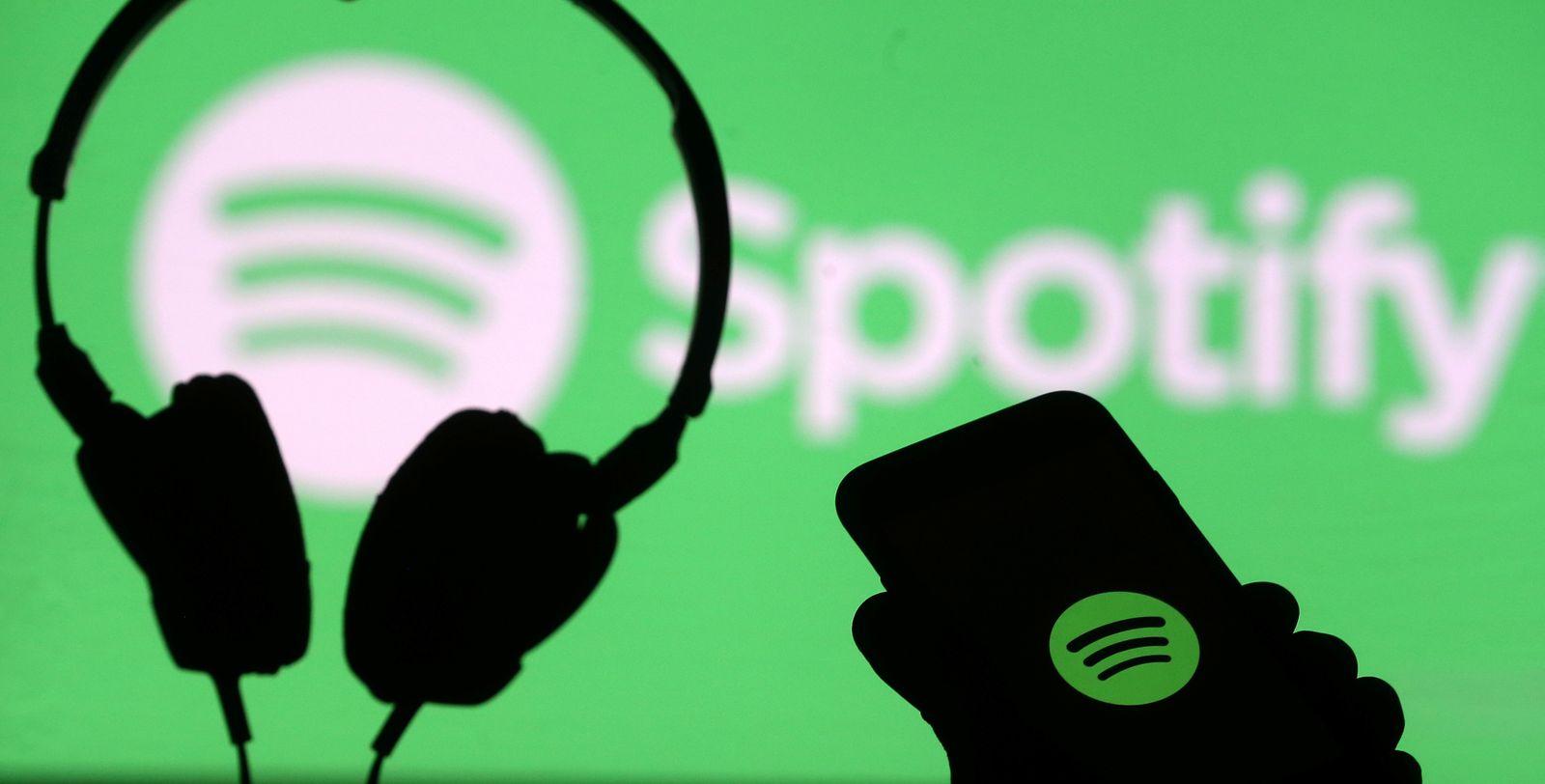 EINMALIGE VERWENDUNG Spotify