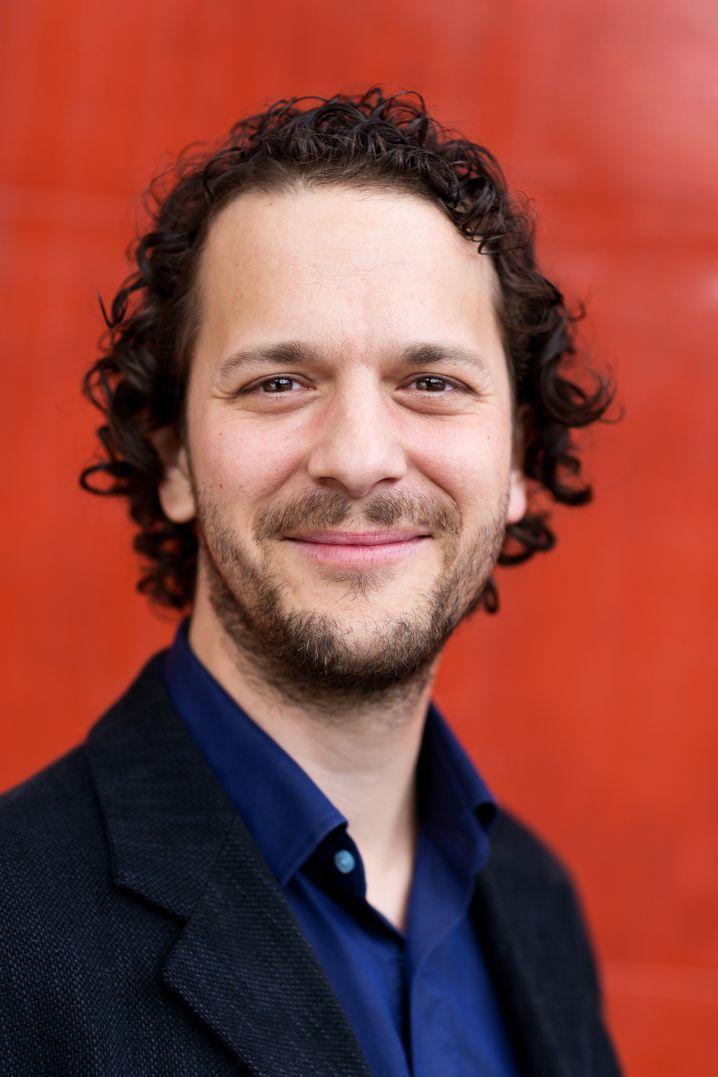 Sozialpsychologe Johannes Ullrich, 39, von der Universität Zürich