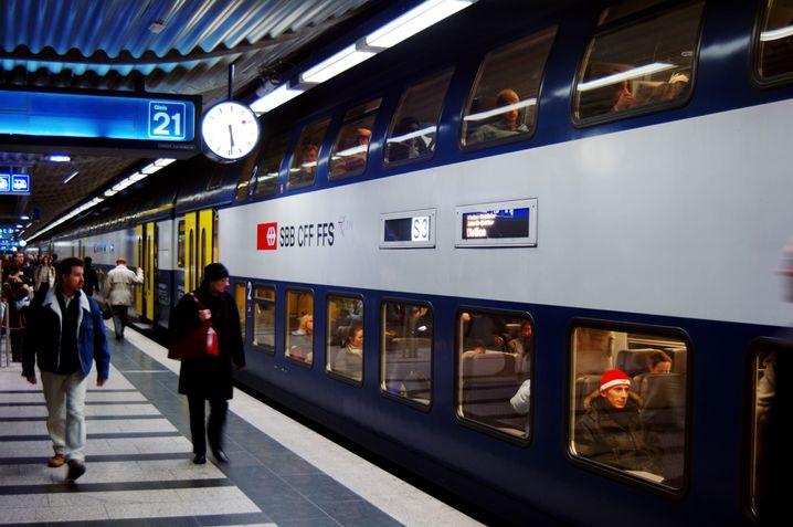 S-Bahn in Zürich: Schlüsselfigur des Schienenausbaus war ein geläuterter früherer Autonarr