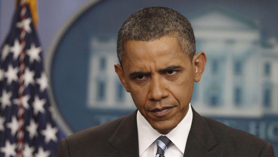 """US-Präsident Barack Obama: """"Ich bin bereit, mich zu bewegen"""""""
