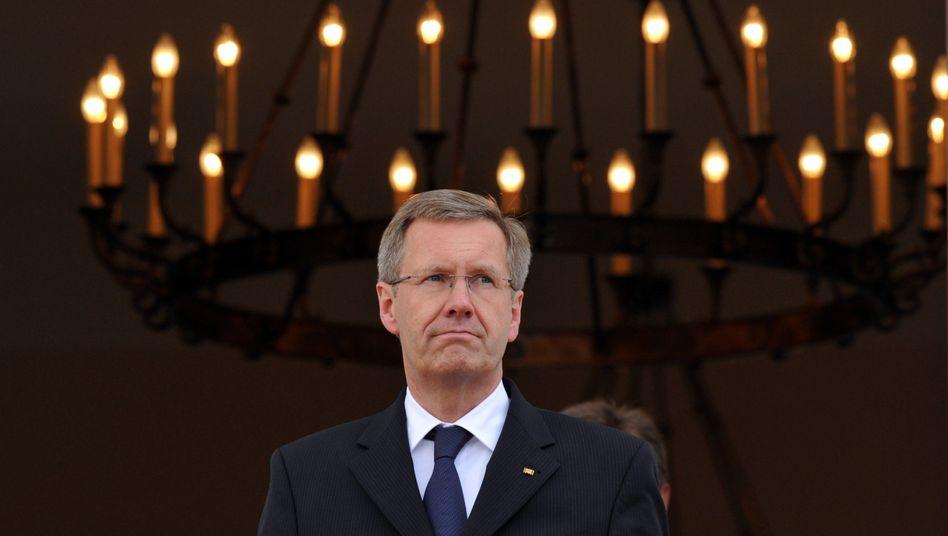 """Bundespräsident Wulff: """"Ausschließlich nach Recht und Gesetz"""""""