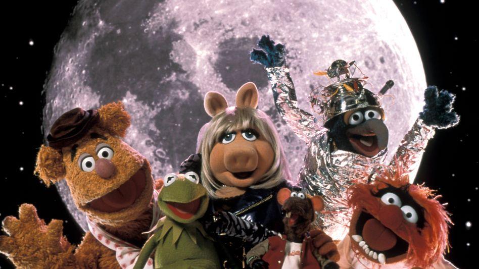 Szene aus »Muppets from Space« (Archivbild): Planlos durchs All
