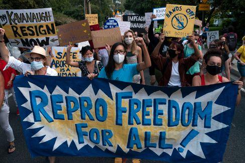 Proteste gegen das neue Abtreibungsgesetz in Texas