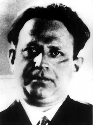 Dichter Tucholsky (1890 - 1935)