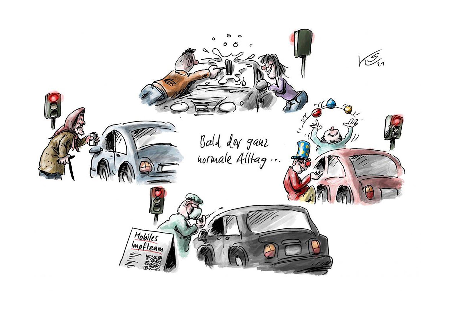 Cartoons/ 13.07.21