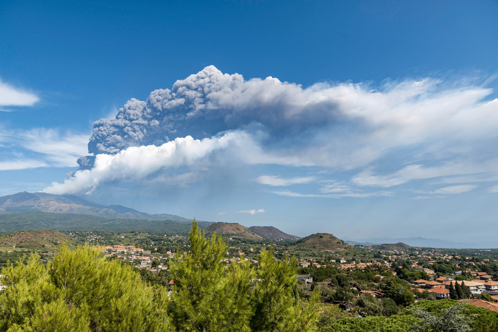 New eruption at Etna volcano