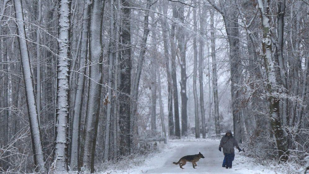 Wintereinbruch in Deutschland: Kalt erwischt