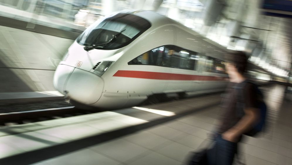 Photo Gallery: The Controversial New Berlin-Munich Line
