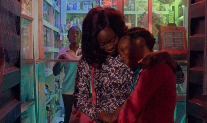 "Cynthia Ebijie und Tem Ami-Williams in ""Eyimofe"""