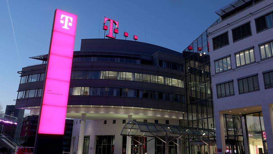 Telekom-Zentrale in Bonn