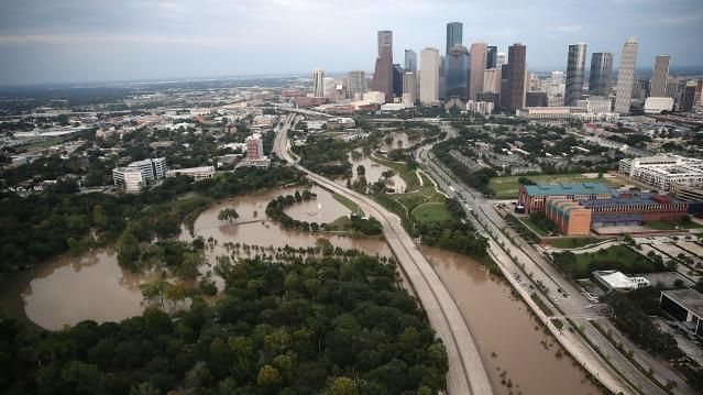 Überschwemmungen in Houston