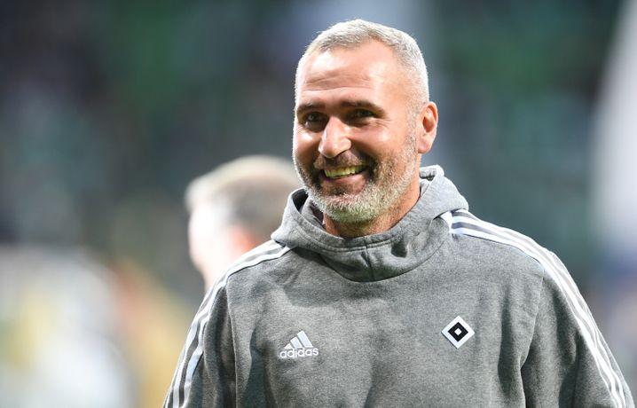 Tim Walter soll den Hamburger SV in die erste Liga führen