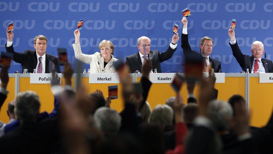 """CDU-Abstimmung über den Koalitionsvertrag: """"Nicht das Ende der Debatte"""""""