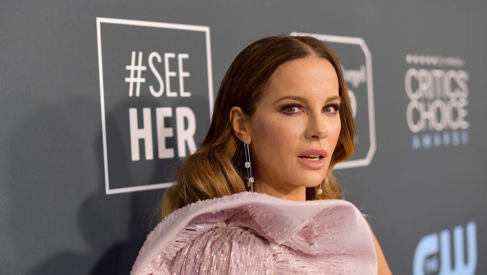 Kate Beckinsale hofft, dass das Urteil gegen Weinstein eine Abschreckung für andere ist