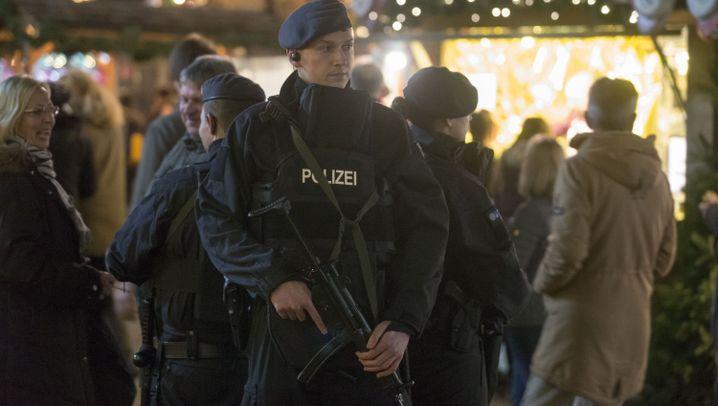 Oberhausen: Polizei sicherte Einkaufszentrum Centro