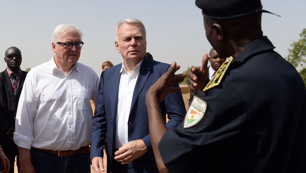 Steinmeier in Niger: Auf Flüchtlings-Mission