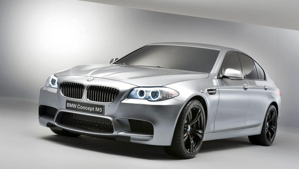 Neuer BMW M5: Warmmachen für den Herbst