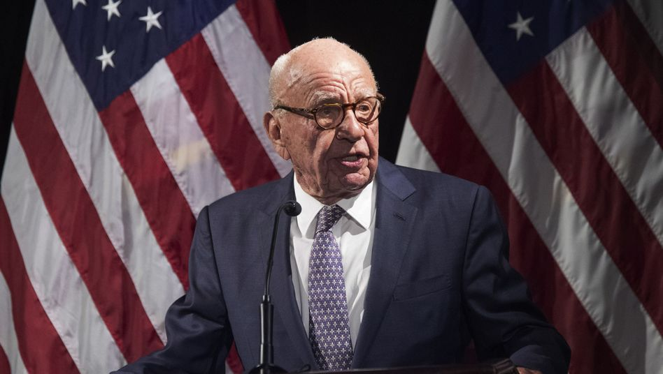 Medienmogul Rupert Murdoch: Betreiber einer gefährlichen Leugnungsmaschinerie