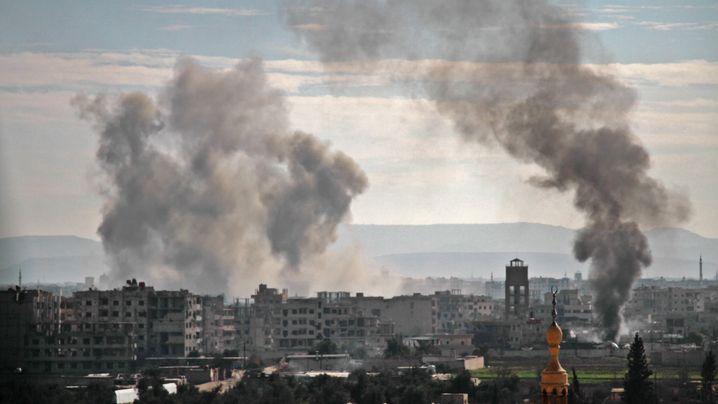 Angriffe auf Ost-Ghuta: Aleppo 2.0