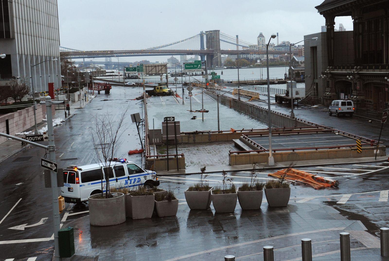 Hurrikan Sandy/ Dientsag