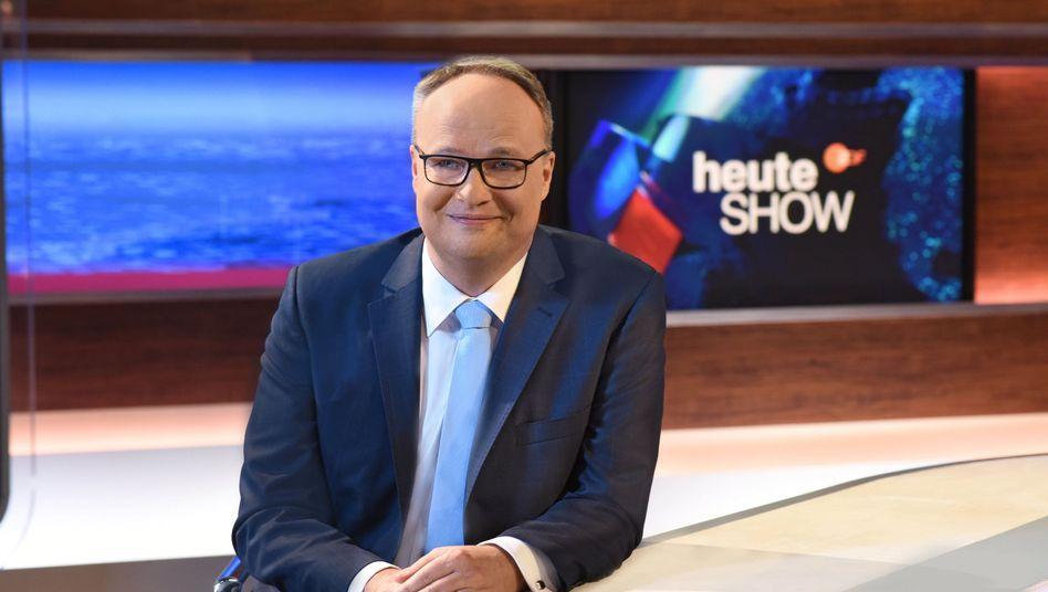 """heute-show""-Moderator Oliver Welke"