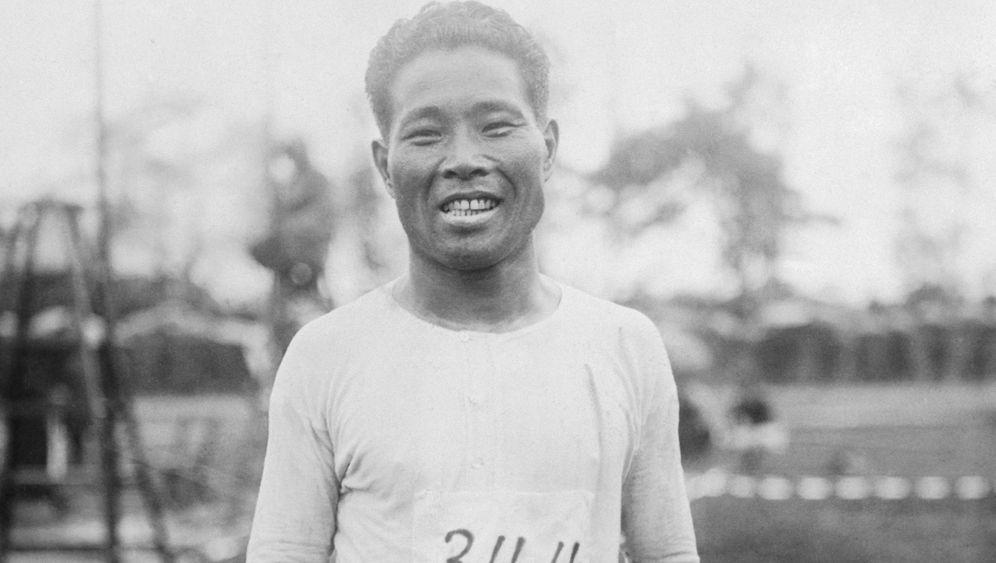 """Olympia: Der 54-Jahre-Marathon - """"es war ein weiter Weg"""""""