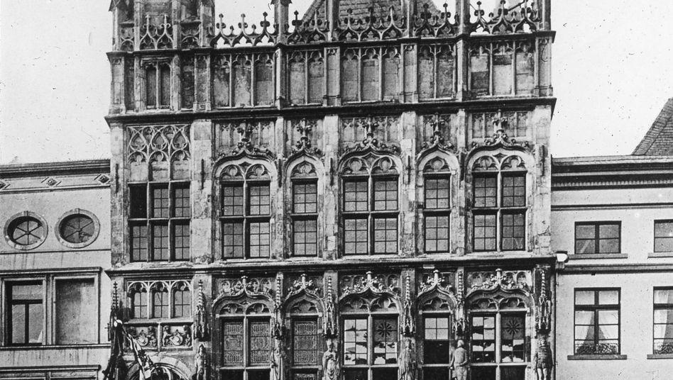Historisches Rathaus in Wesel: Zukunft mit Vergangenheit verknüpfen