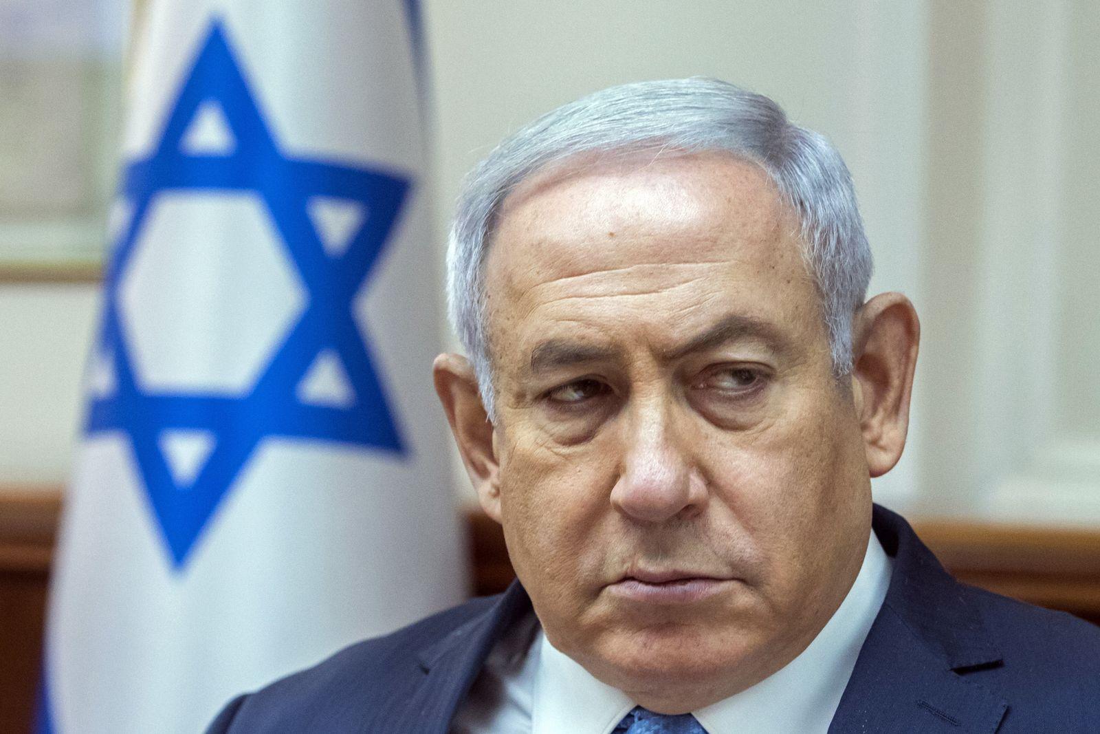 Israel/ Benjamin Netanyahu