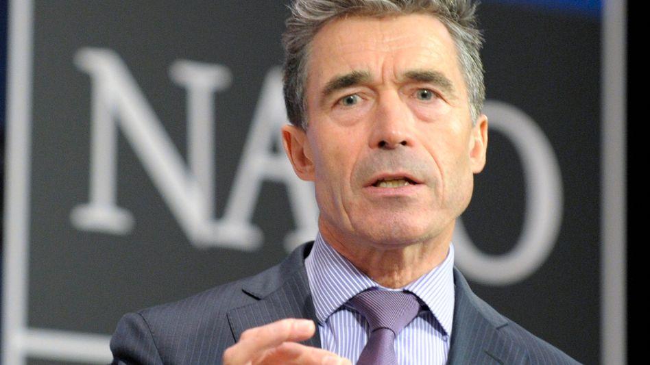 """Nato-Generalsekretär Rasmussen: """"Völlig neue Sicherheitslage"""""""