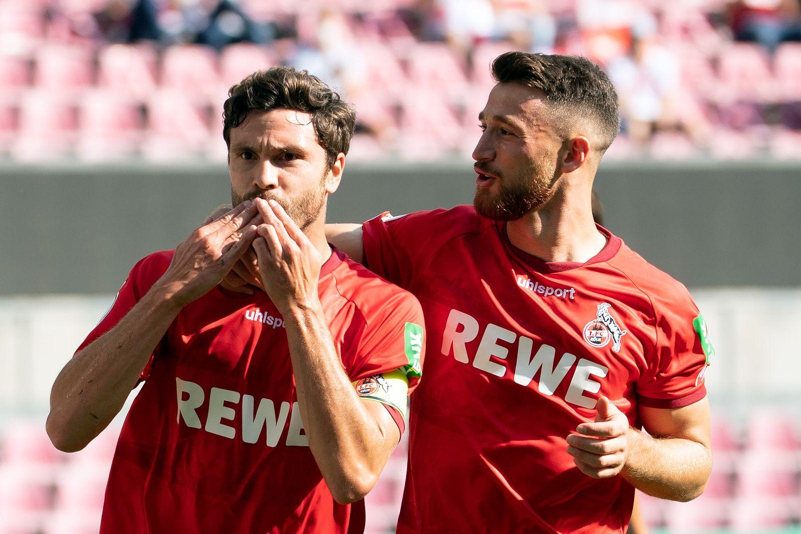 VSG Altglienicke - 1. FC Köln
