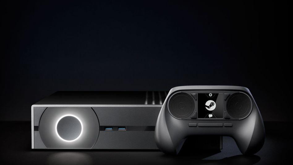 Prototyp der Steam Machine: Die Wohnzimmer-PCs sollen zwischen 500 und 6000 Dollar kosten