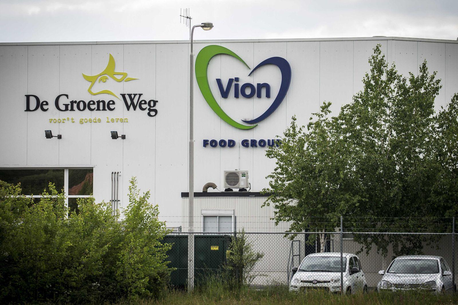 Coronavirus - Schlachthof Vion in den Niederlanden in Quarantäne