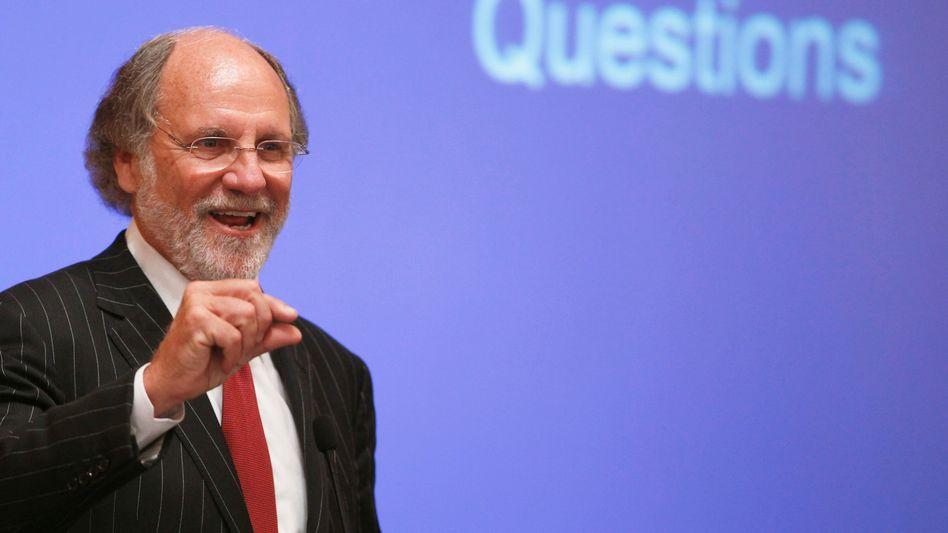 MF-Global-Chef Jon Corzine: Verschwundene Kundengelder