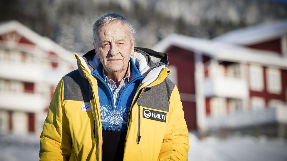 Gian Franco Kasper im November 2019