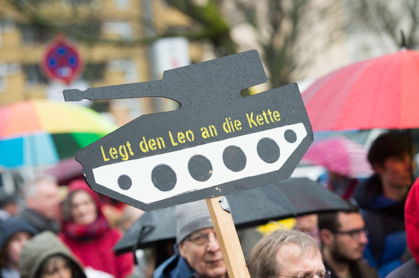 Ostermarsch von Friedensinitiativen