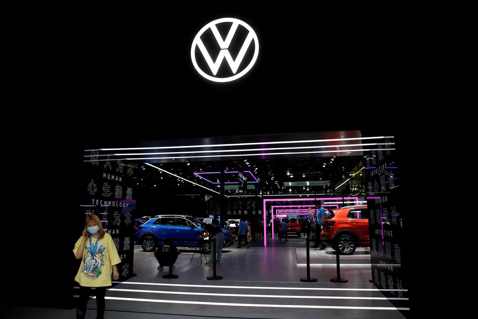 FILE PHOTO: Beijing International Automotive Exhibition, or Auto China show
