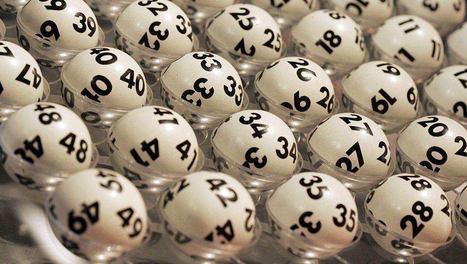 Falsche Lottozahlen