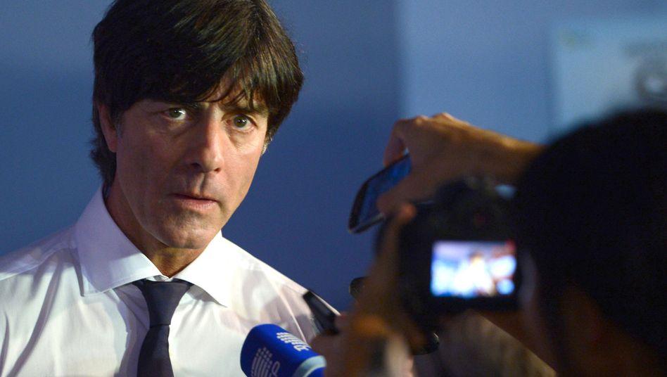 Bundestrainer Löw: Jetzt wird gebaut