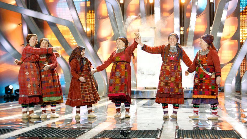 Sechs singende Großmütter: Russlands Kandidaten für den ESC