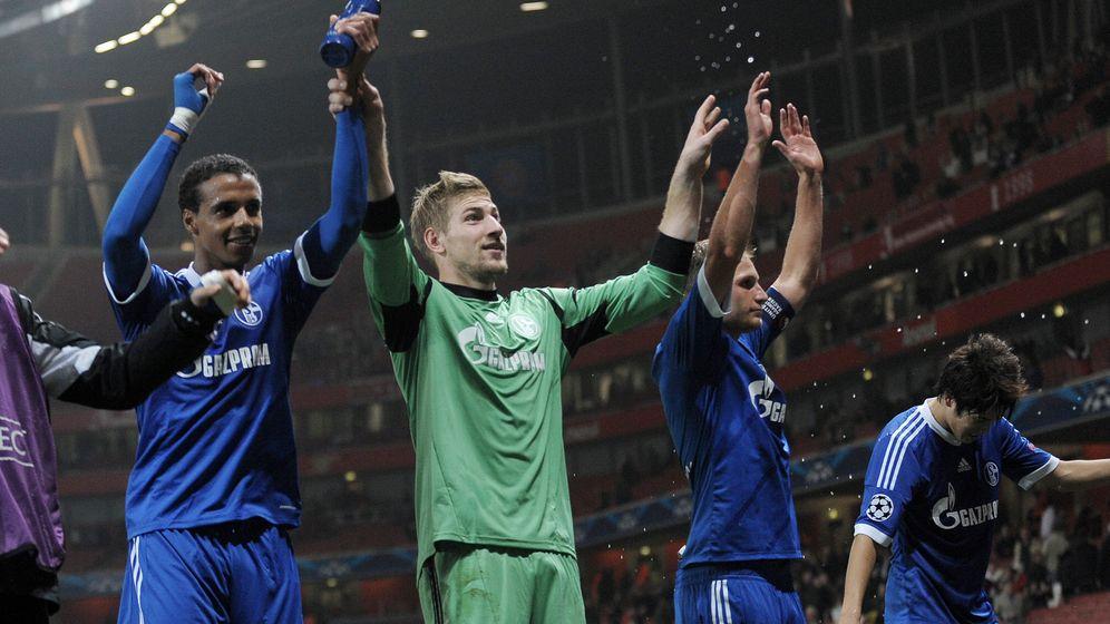 Champions League: Schalke erobert London