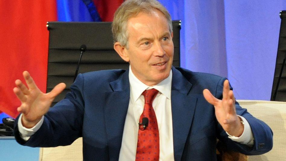 Former British Prime Minister Tony Blair -- the EU's next president?