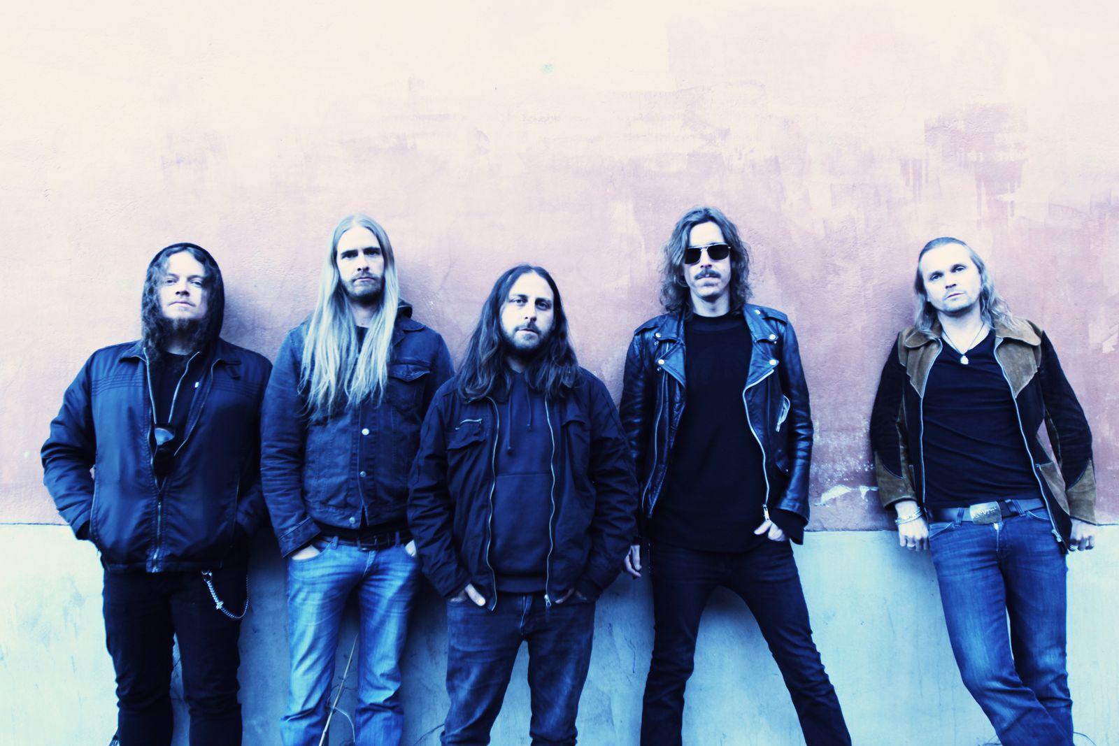 EINMALIGE VERWENDUNG Amtlich/ Opeth: Pale Communion