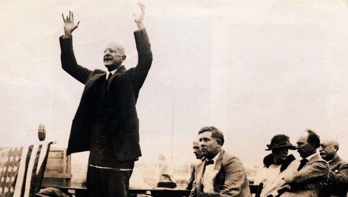 Legendärer US-Politiker Debs: Der Mann, der fünfmal Präsident werden wollte