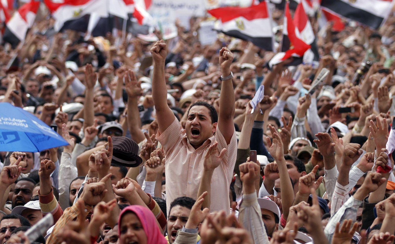 Protest/Kairo