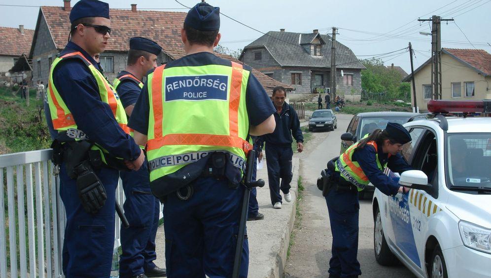 Roma in Ungarn: Angst vor Rechtsextremisten