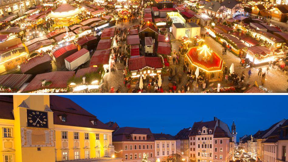 Dresdner Striezelmarkt (Archivbild)