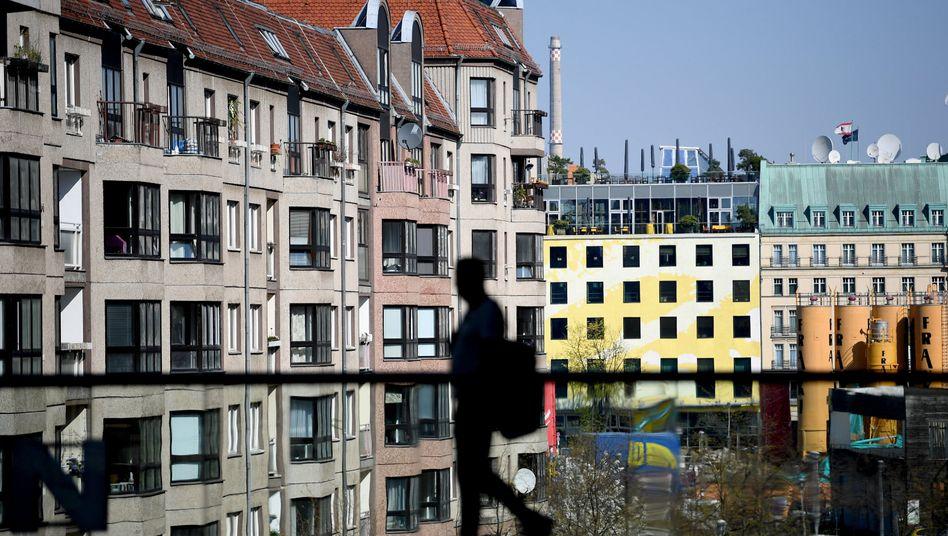Wohngebäude in Berlin