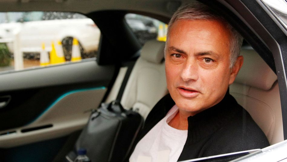 José Mourinho ist der neue Chef in Tottenham