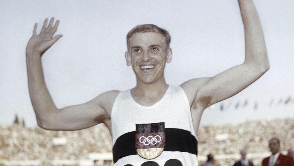 """Sprint-Olympiasieger Hary (1960): """"Alles unter 10,0 streichen wir erstmal"""""""