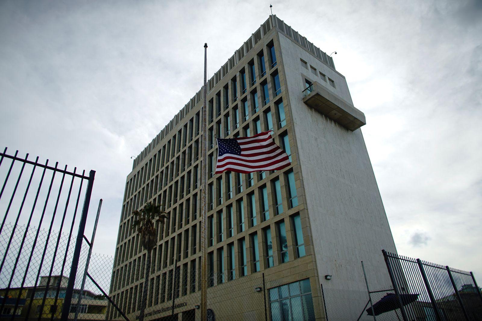 US Botschaft Kuba